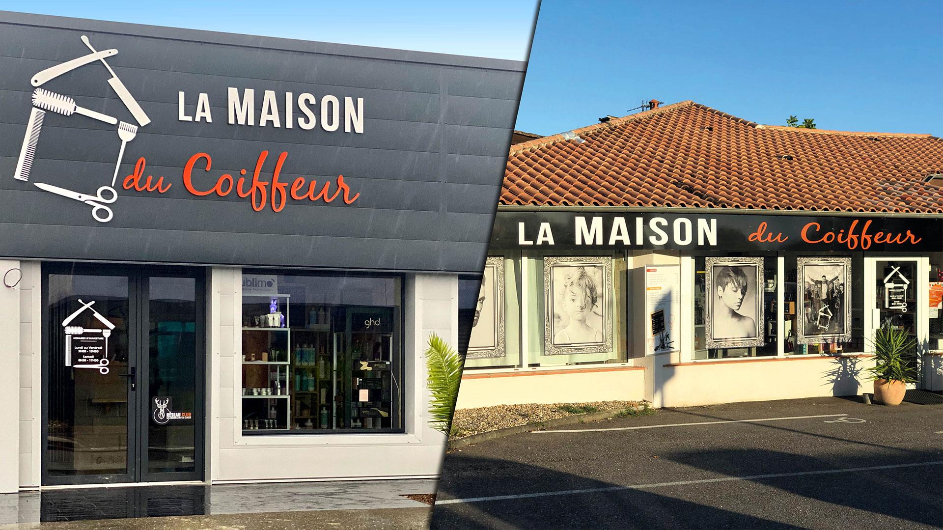 Salon De Coiffure Mixte Barbier La Maison Du Coiffeur A Foulayronnes 47